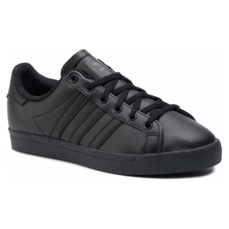 Buty adidas - Coast Star J EE9700 Cblack/Cblack/Gresix
