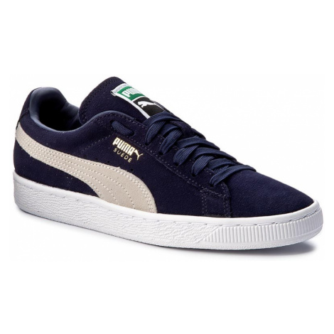 Sneakersy PUMA - Suede Classic + 3565568 51 Peacoat/white