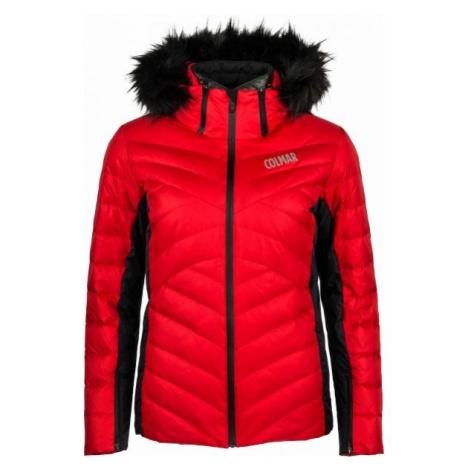 Colmar L.DOWN JACKET czerwony 38 - Kurtka narciarska damska
