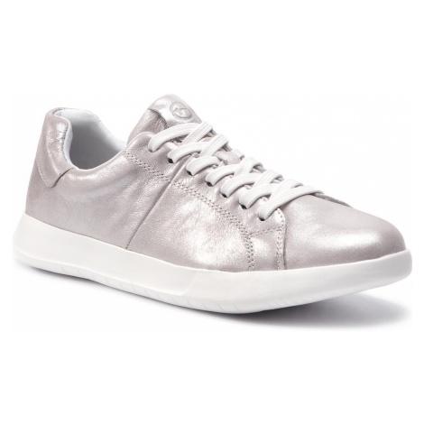 Sneakersy TAMARIS - 1-23613-22 Silver 941