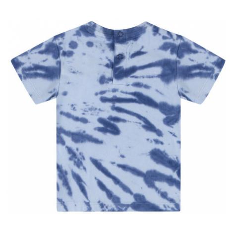 Guess Komplet t-shirt i spodenki I02G05 K5M20 Granatowy Regular Fit