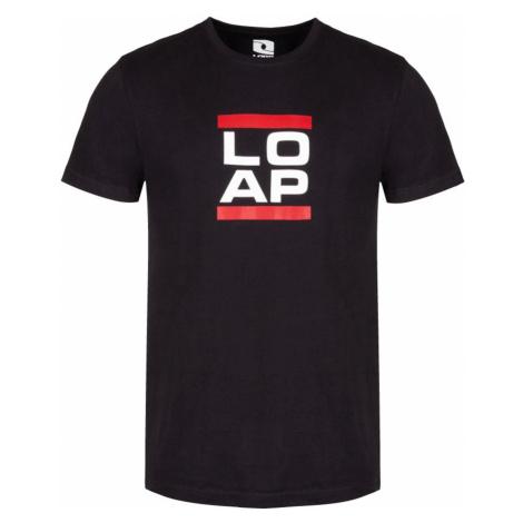 BELOAP koszulka męska czarny