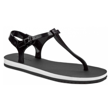 Sandały CALVIN KLEIN JEANS - Savanna RE9248 Black