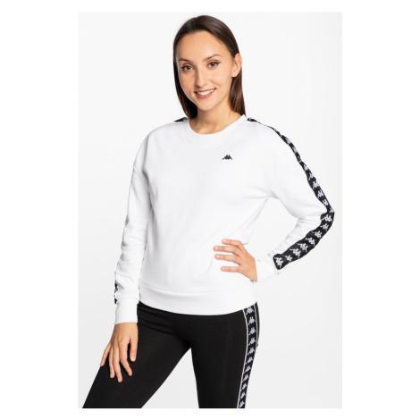 Bluza Kappa Hanka Women Sweatshirt 308004-11-0601 White