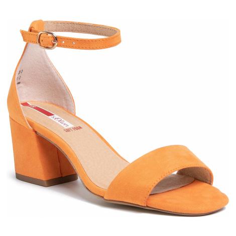 Sandały S.OLIVER - 5-28318-34 Orange 606
