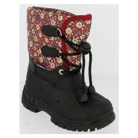 V+J buty zimowe dziewczęce 27 czerwony