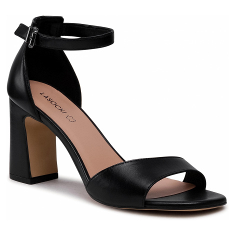 Sandały LASOCKI - 8721-04 Black