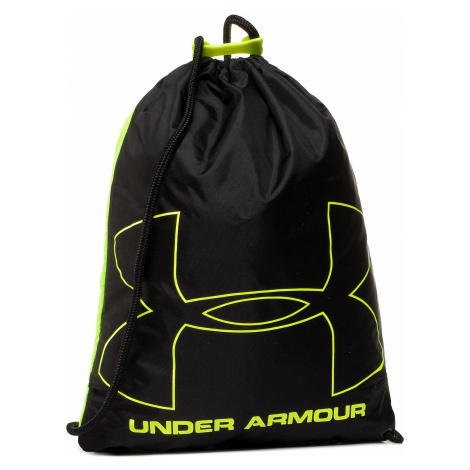 Plecak UNDER ARMOUR - Ua Ozsee Sackpack 1240539-732 High/Vis Yellow