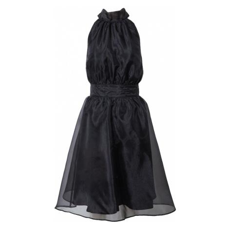 Gina Tricot Sukienka koktajlowa 'Astor' czarny