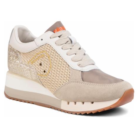 Sneakersy BLAUER - S0CHARLOTTE05/NES Beige