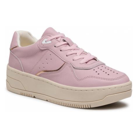 DeeZee Sneakersy WS5509-01 Różowy