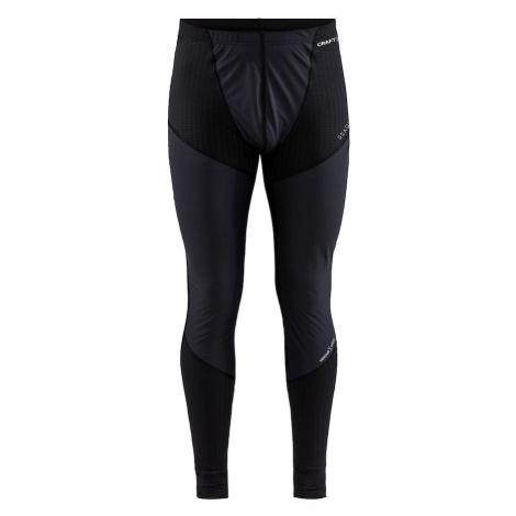 CRAFT Spodnie termoaktywne męskie ACTIVE EXTREME X WIND PANTS-Czarny-XL