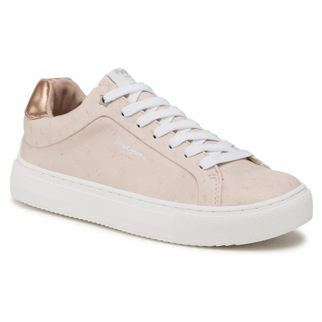 Sneakersy PEPE JEANS - Adams Molly PLS31159 Pale Pink 300