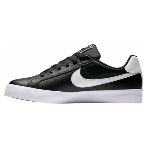 Nike Sportswear Trampki niskie 'Court Royale AC' biały / czarny
