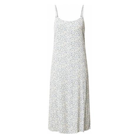 Hailys Letnia sukienka 'Giselle' jasnoniebieski / biały Haily´s