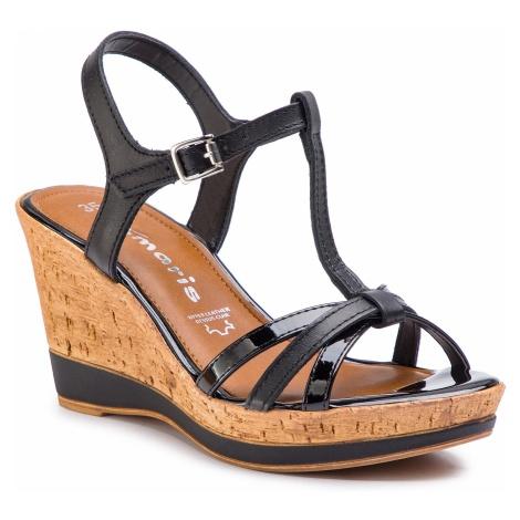 Sandały TAMARIS - 1-28347-22 Black 001