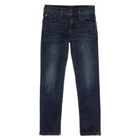 POLO RALPH LAUREN Jeansy 'ELDRIDGE' niebieski denim