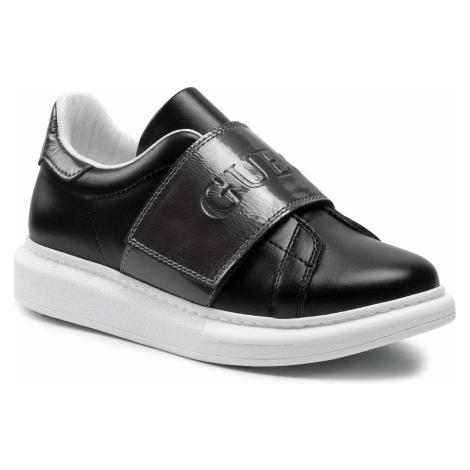 Sneakersy GUESS - New Idol II FJ5NDD ELE12 BLACK