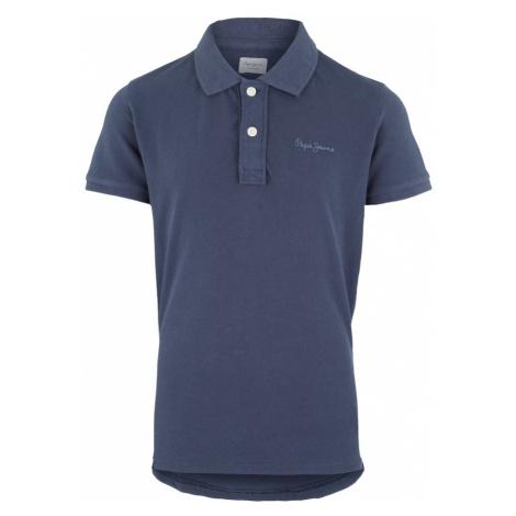 Pepe Jeans Koszulka 'THOR JR' ciemny niebieski