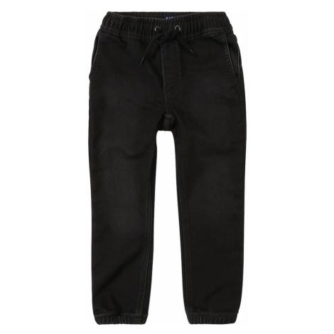 GAP Spodnie 'SOFT BLK JGGR 18' czarny
