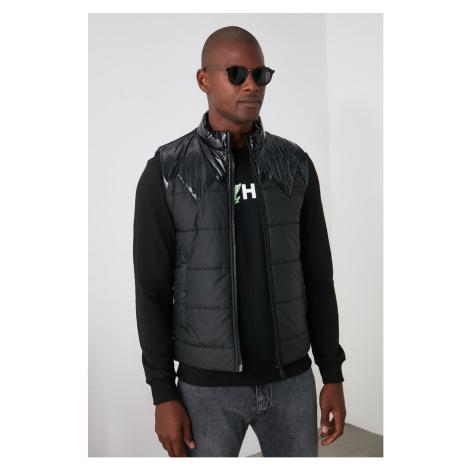 Trendyol Black Men's Vest