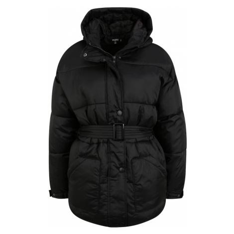 Missguided (Petite) Kurtka zimowa czarny