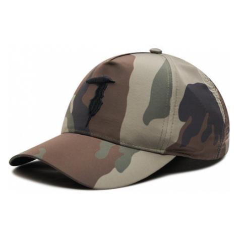 Trussardi Czapka z daszkiem Baseball Camouflage 57Z00165 Kolorowy