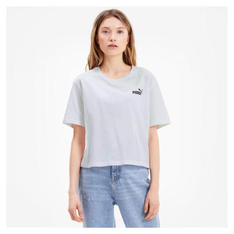 PUMA Damska Koszulka Amplified, Biały