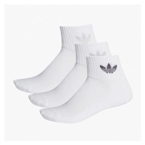 Skarpetki dziecięce adidas Originals Mid-Cut Ankle Socks FM0713