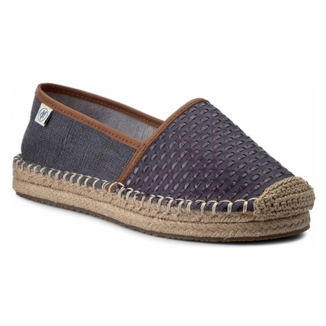 Espadryle MARC O'POLO - 703 13963801 108 Washed Blue 851