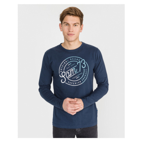 Sam 73 Koszulka Niebieski