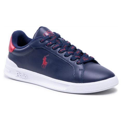 Sneakersy POLO RALPH LAUREN - Hrt Ct II-Sk-Ath 809829824002 Nw/Rl Pp
