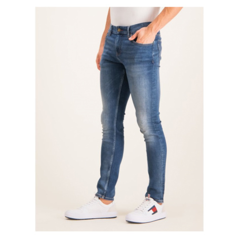 Jeansy Extra Slim Fit TOMMY HILFIGER