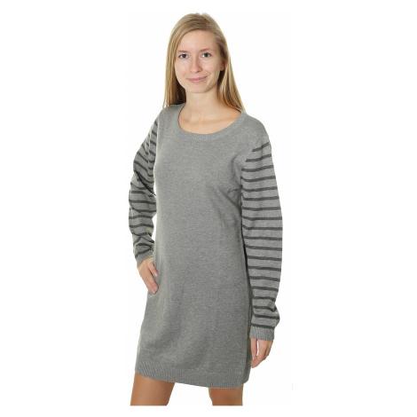 sukienka Brakeburn Stripe Sleeve Tunic - Gray