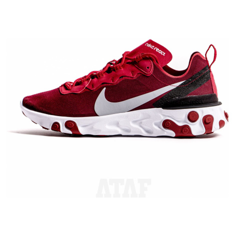 Nike React Element 55 Team Red