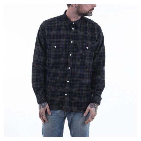 Koszula męska Norse Projects Villads Brushed Flannel Check N40-0541 7004