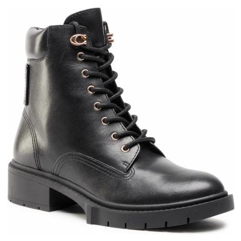 Trapery COACH - Lorimer Leather G5293 Black Blk