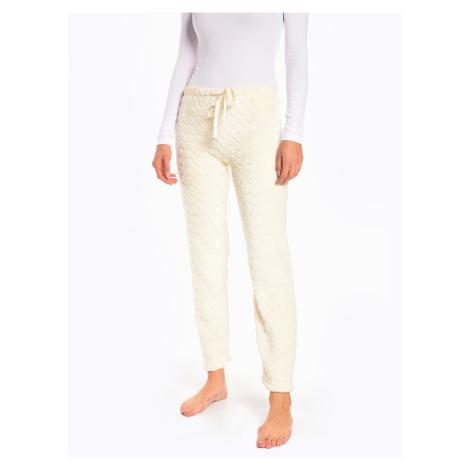 GATE Polarowe spodnie od piżamy