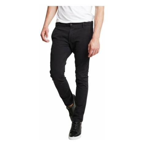 Dockers, 55775 Skinny Pants Czarny, male, rozmiary:
