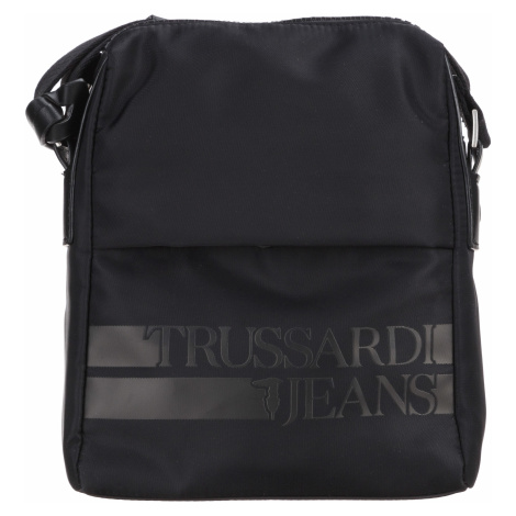 Trussardi Jeans Turati Cross body bag Czarny