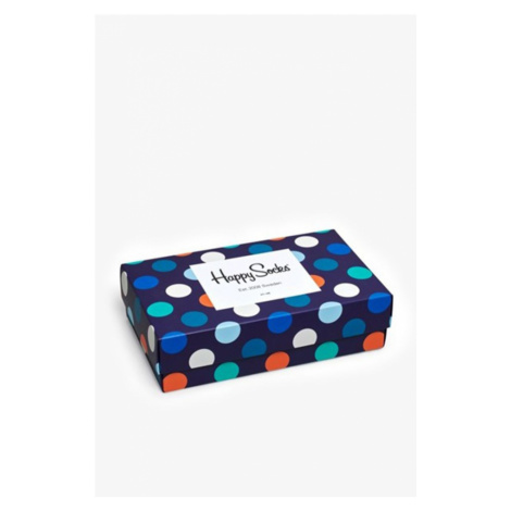 Skarpety 3Pack Happy Socks 3-Pak Classic Mix Xmix08-6000