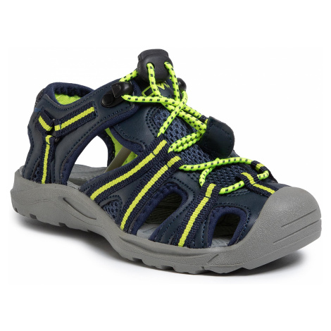 Sandały CMP - Kids Aquarii Hiking Sandal 30Q9664 Cosmo N985