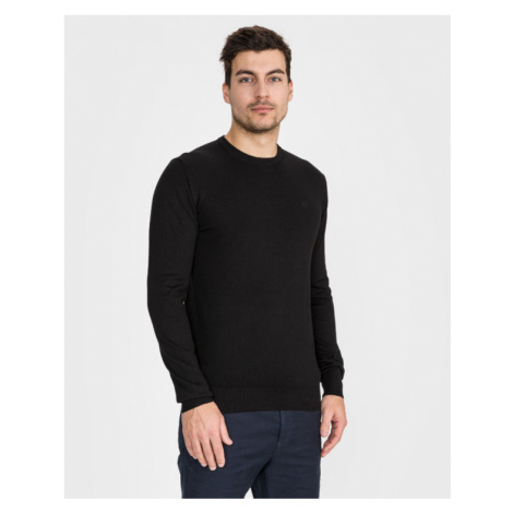 Scotch & Soda Sweter Czarny