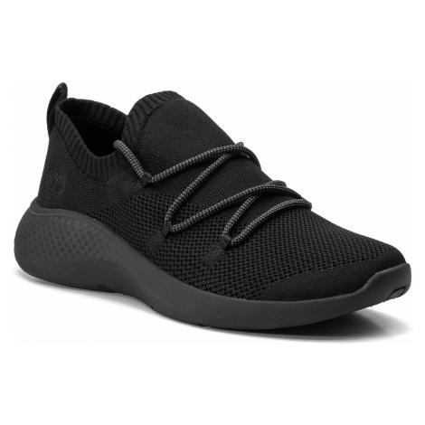 Sneakersy TIMBERLAND - Flyroam Go Stohl Oxford TB0A1Z6G0151 Blackout Knit