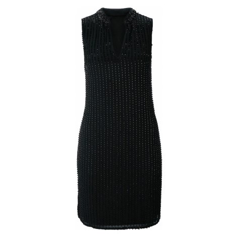 Heine Sukienka etui czarny
