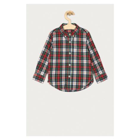 GAP - Koszula bawełniana dziecięca 74-11- cm
