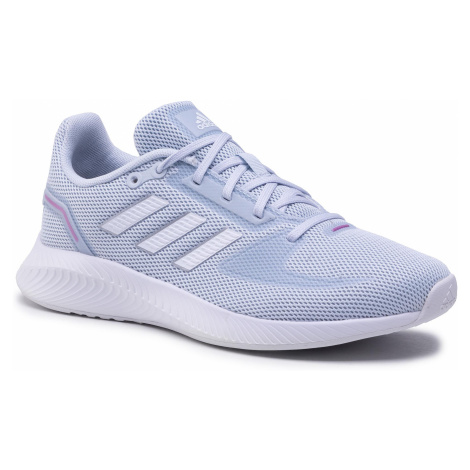 Buty adidas - Runfalcon 2.0 FY5947 Halo Blue/Cloud White/Dash Grey