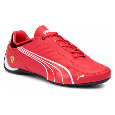 Sneakersy PUMA - SF Future Kart Cat 306459 03 Rosso Corsa/Puma Black