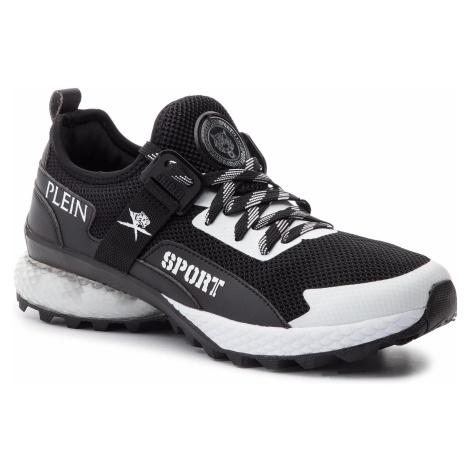 Sneakersy PLEIN SPORT - Runner Tiger P19S MSC2106 STE003N Black 02