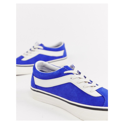 Vans Bold Ni blue trainers